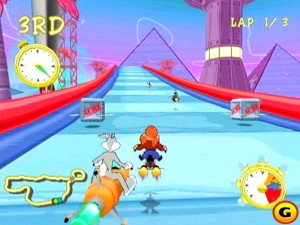 Looney Tunes Space Race 21