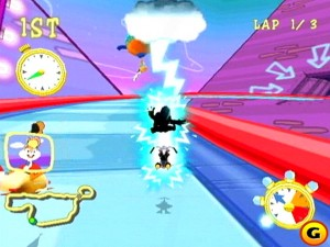 Looney Tunes Space Race 24