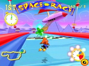 Looney Tunes Space Race 29