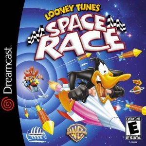 Looney Tunes Space Race case