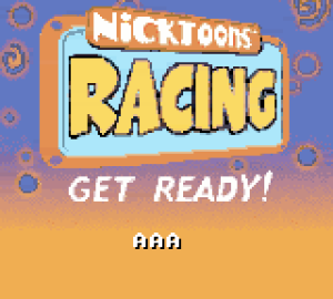 Nicktoons Racing 12