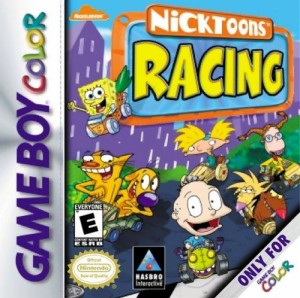 Nicktoons Racing box