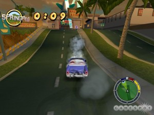 Simpsons Hit & Run 01