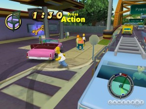 Simpsons Hit & Run 02