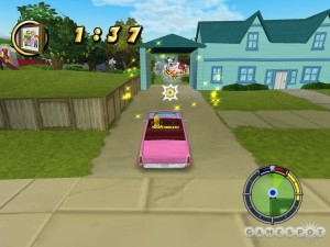 Simpsons Hit & Run 03