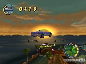 Simpsons Hit & Run 04