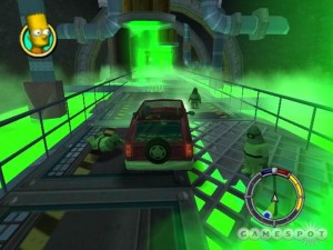 Simpsons Hit & Run 07