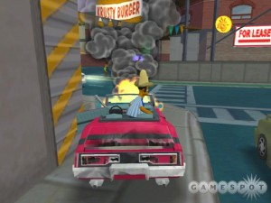 Simpsons Hit & Run 08