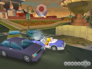 Simpsons Hit & Run 14