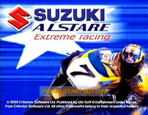 Suzuki Alstare Extreme Racing 01