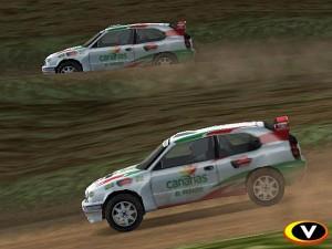 Test Drive V-Rally 03