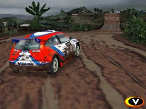 Test Drive V-Rally 04
