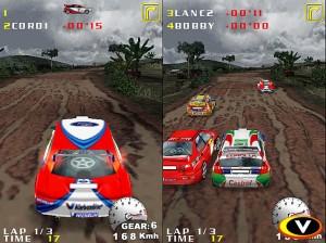 Test Drive V-Rally 05