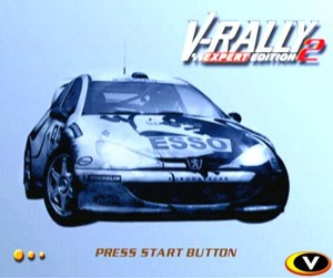 Test Drive V-Rally 07