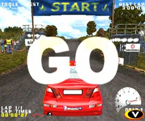 Test Drive V-Rally 08