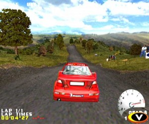 Test Drive V-Rally 09