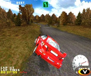 Test Drive V-Rally 10