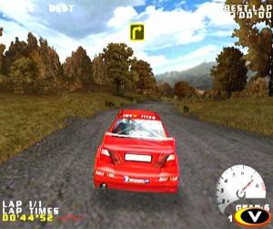Test Drive V-Rally 11