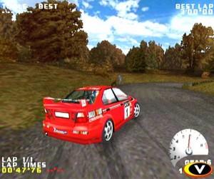 Test Drive V-Rally 12