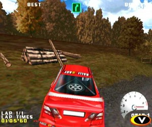 Test Drive V-Rally 13