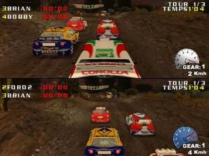 Test Drive V-Rally 16