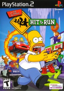 The Simpsons Hit & Run case