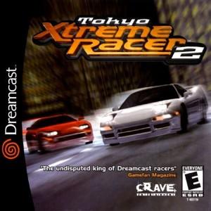Tokyo Xtreme Racer 2 case