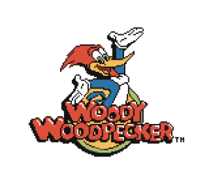 Woody Woodpecker Racing 01
