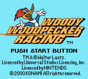Woody Woodpecker Racing 02