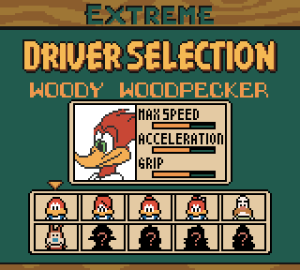 Woody Woodpecker Racing 06