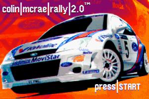 Colin McRae Rally 2.0 01