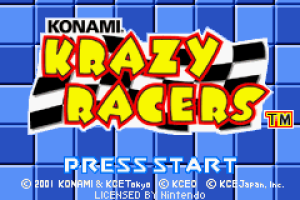 Konami Krazy Racers 03