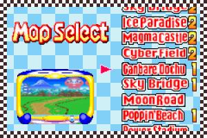 Konami Krazy Racers 09