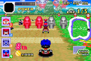 Konami Krazy Racers 10