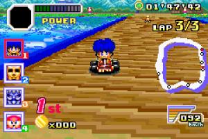 Konami Krazy Racers 12