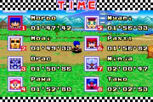 Konami Krazy Racers 13