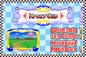 Konami Krazy Racers 23