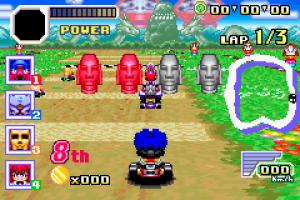Konami Krazy Racers 24