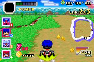 Konami Krazy Racers 25
