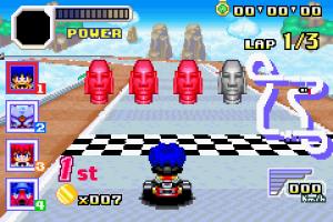 Konami Krazy Racers 26