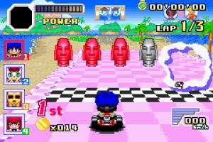 Konami Krazy Racers 28