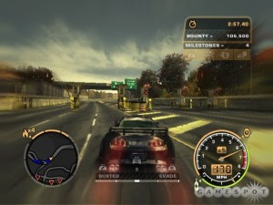 Need for Speed Most Wanted 06