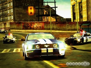 Need for Speed Most Wanted 16