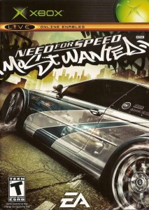 Need for Speed Most Wanted case