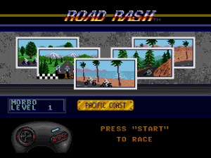 Road Rash 09