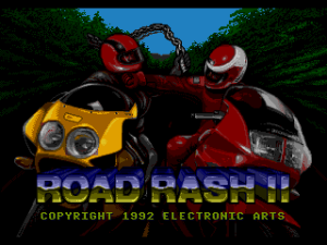 Road Rash II 01