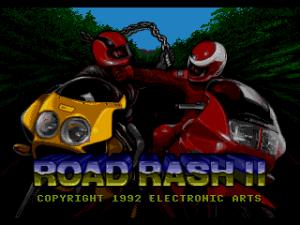 Road Rash II 01