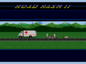 Road Rash II 07