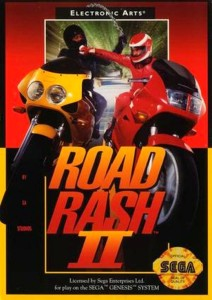 Road Rash II box
