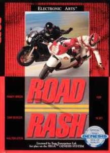 Road Rash box